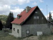 Perelik hut Rhodopes mountain