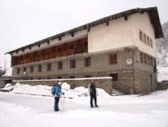Buntovna hut Sredna gora